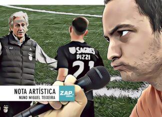 Crónica ZAP - Nota Artística por Nuno Miguel Teixeira