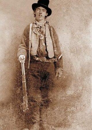 "58c2eb8870ba71809aa7ee6263b8cf5e The gun that killed Wild West gunslinger ""Billy the Kid"" goes up for auction"