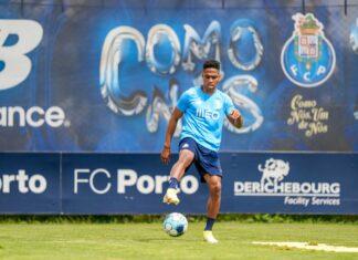 Wendell no FC Porto