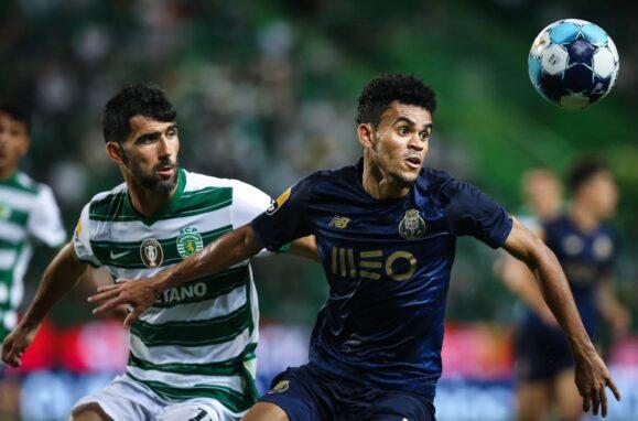 12afb6d4ceedc2ab1b94e3c0415b125d Sporting 1-1 FC Porto | Nuno Santos tried well, but there's Díaz like that...