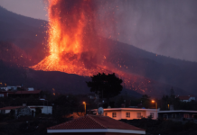 Vulcão, La Palma
