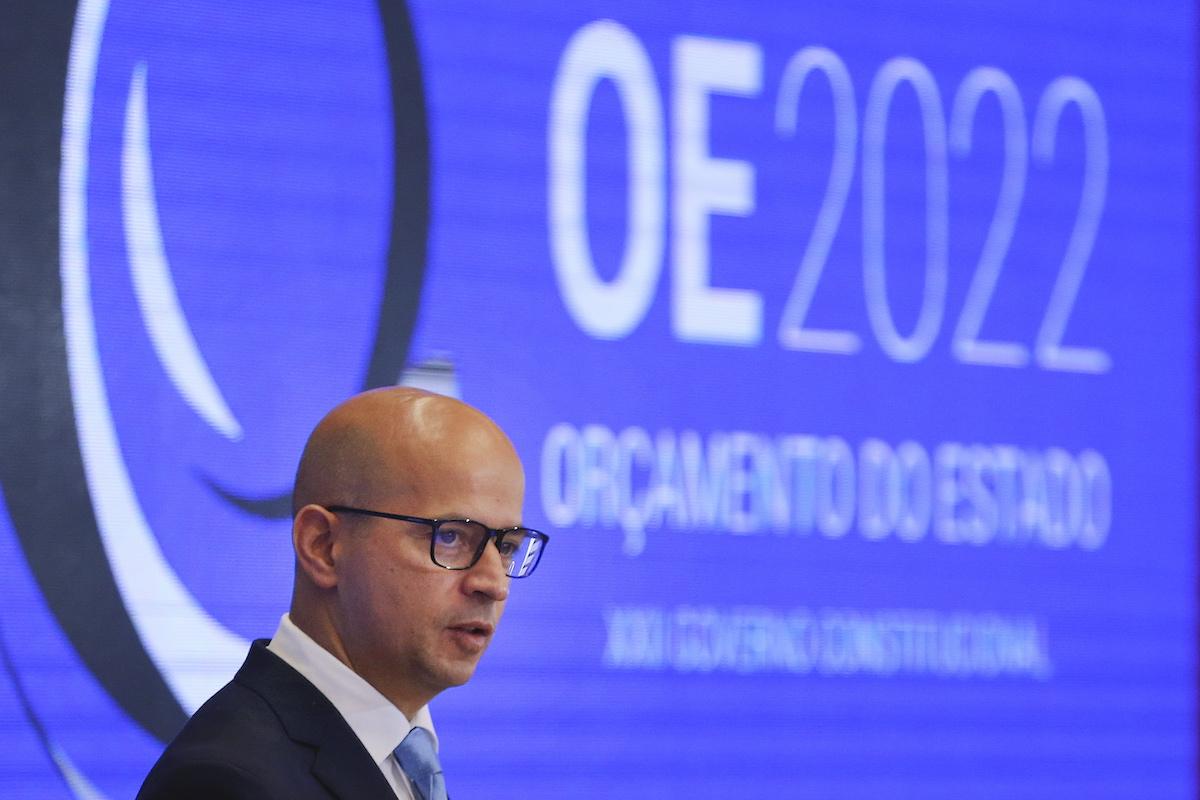 O ministro das Finanças, João Leão
