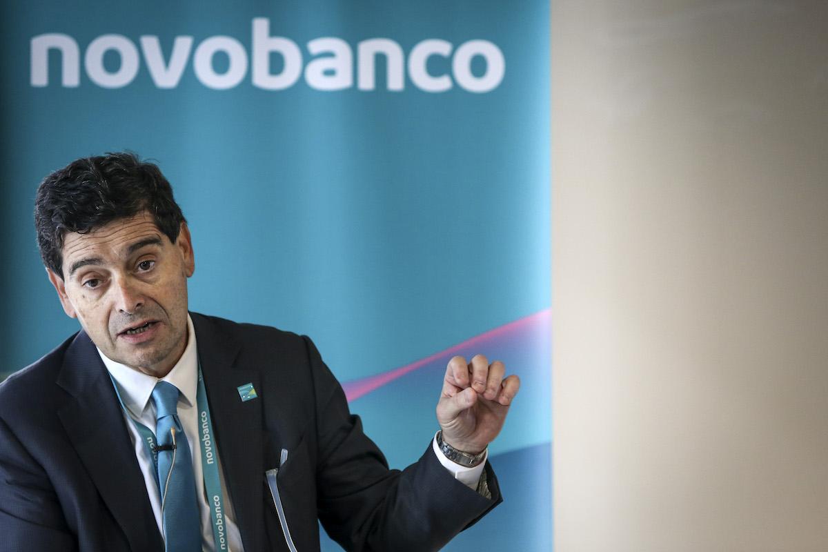 O presidente executivo do Novo Banco, António Ramalho