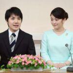 Princesa Mako e o marido Komuro Kei