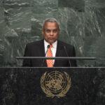 O Presidente da República de Cabo Verde, José Maria Neves