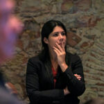 Mariana Mortágua, deputada e dirigente do Bloco de Esquerda