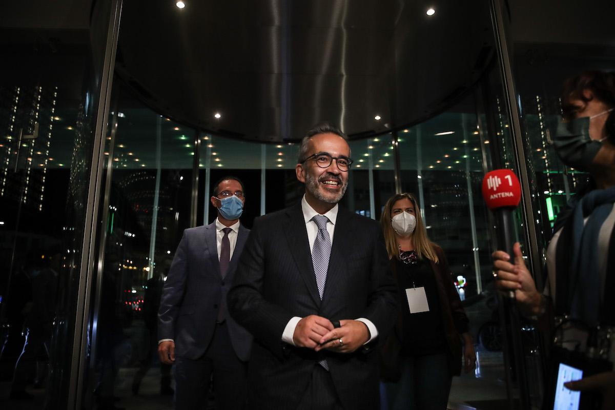 O eurodeputado e conselheiro do Partido Social Democrata, Paulo Rangel