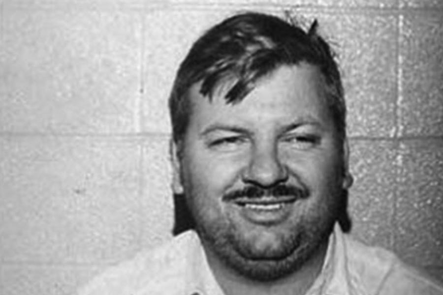 O serial killer John Wayne Gacy