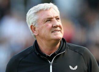 O treinador inglês de futebol, Steve Bruce.