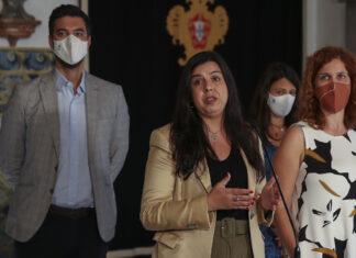 Inês Sousa Real, porta-voz do PAN