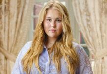 Princesa Amalia da Holanda